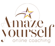 amaze yourself online coaching logo