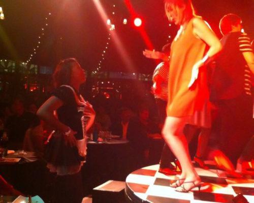 11. dansend Yvonne