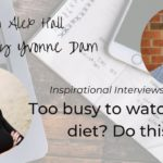Too busy to watch your diet? Try this!